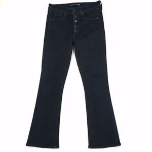 "Veronica Beard Carolyn 10"" Jeans 27"
